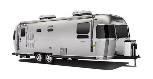 Airstream teamed with international engineers to build a sleek and streamlined 2016 Land Yacht travel trailer.