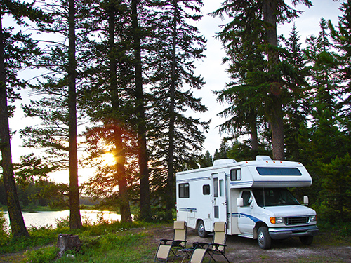 Unlike most RVers, people who love boondocking seek out the remote places to find solitude.