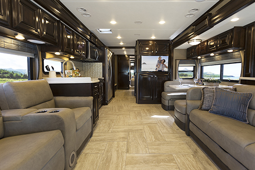 Thor's 2016 Venetian offers lots of space for the adventurer.