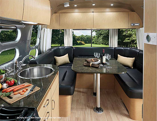 The 2016 Airstream travel trailer has the perfect types for all travelers to find their own ways to escape and create memories.