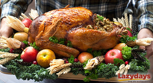 A little planning and your holiday meal can go a long way to impress your guests this Thanksgiving.