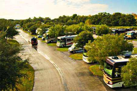 From beautiful campsites to fun activities Chris A. feels like the Lazydays RV Resort has it all.