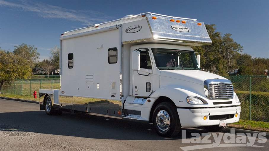 2009 renegade toter home rv for sale in tampa stock u137850