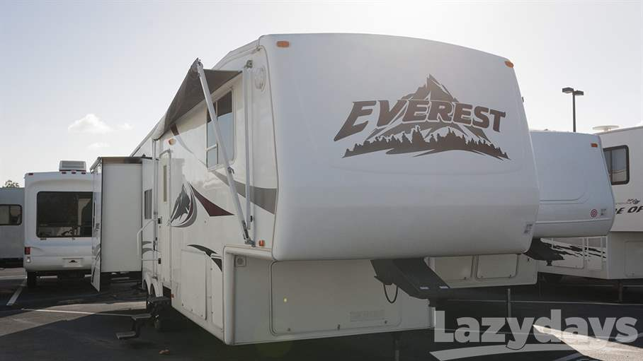 2004 Keystone Everest RV for sale in Tampa.