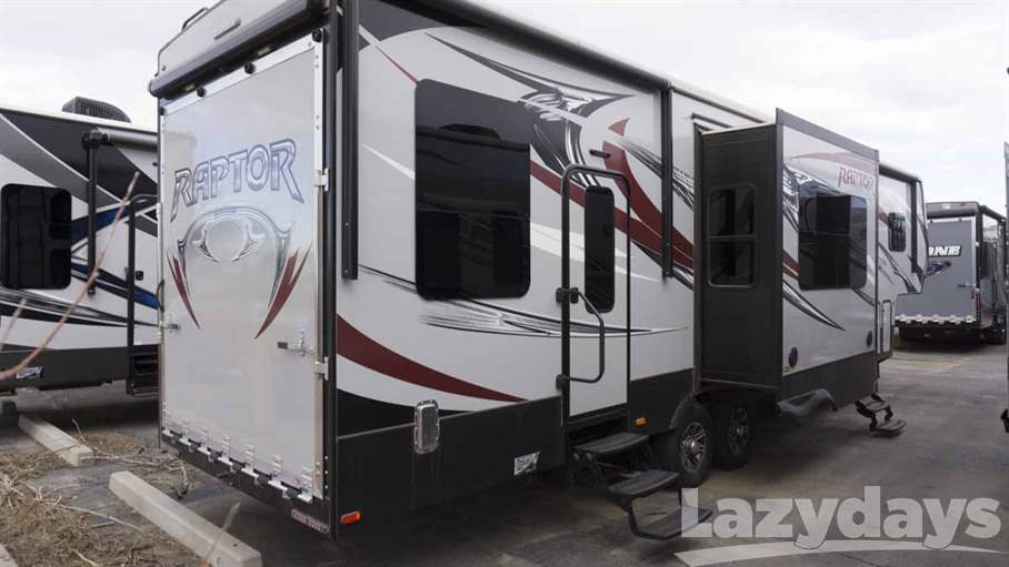 2016 Keystone Rv Raptor 355ts For Sale In Denver Co