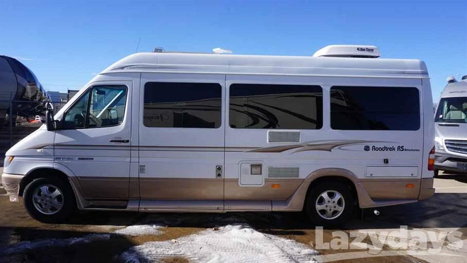 2006 Roadtrek Adventurous 22 For Sale In Denver Co Lazydays