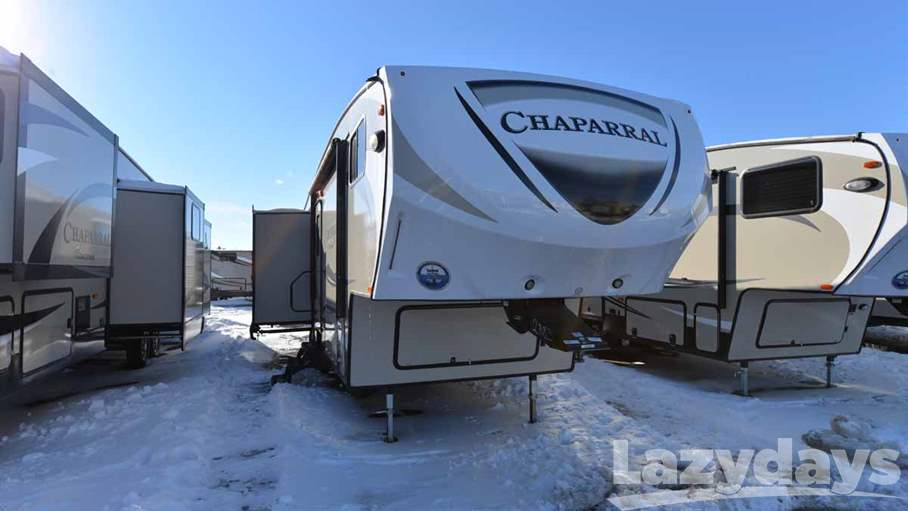 Perfect 2016 Coachmen Chaparral XLite 31RLS For Sale In Loveland