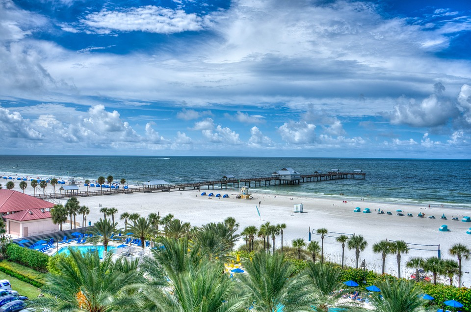 Summer Vacation Dreams: Clearwater Beach