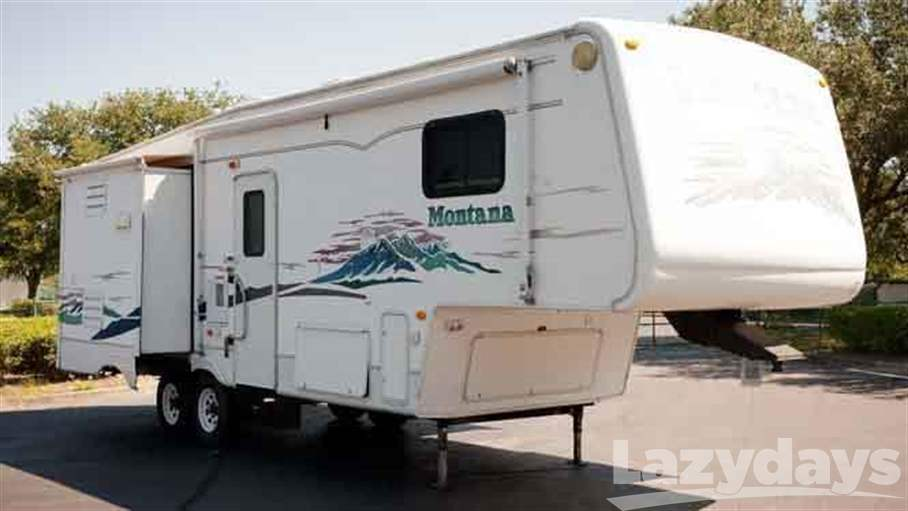 2001 Keystone Rv Montana 3280 For Sale In Tampa  Fl