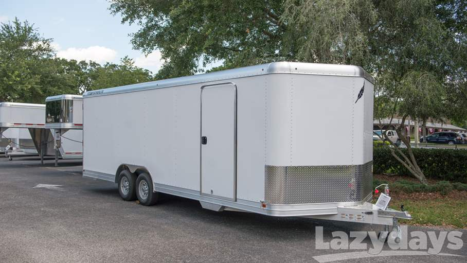 2016 Featherlite Enclosed Car Trailer