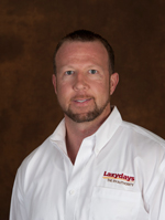 Begin your RV journey with Christian Clouse, an expert Lazydays Sales Consultant.