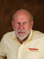 Begin your RV journey with Tom Heppe, an expert Lazydays Sales Consultant.
