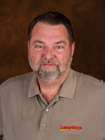 Begin your RV journey with Jim Jones, an expert Lazydays Sales Consultant.