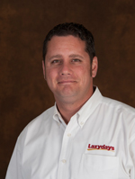 Begin your RV journey with David Lewandowski, an expert Lazydays Sales Consultant.