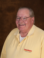 Begin your RV journey with Jerry L. Martin, an expert Lazydays Sales Consultant.