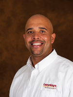 Begin your RV journey with Demond McKinley, an expert Lazydays Sales Consultant.