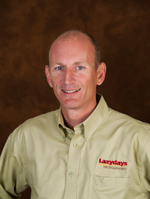 Begin your RV journey with John D. Mueller, an expert Lazydays Sales Consultant.