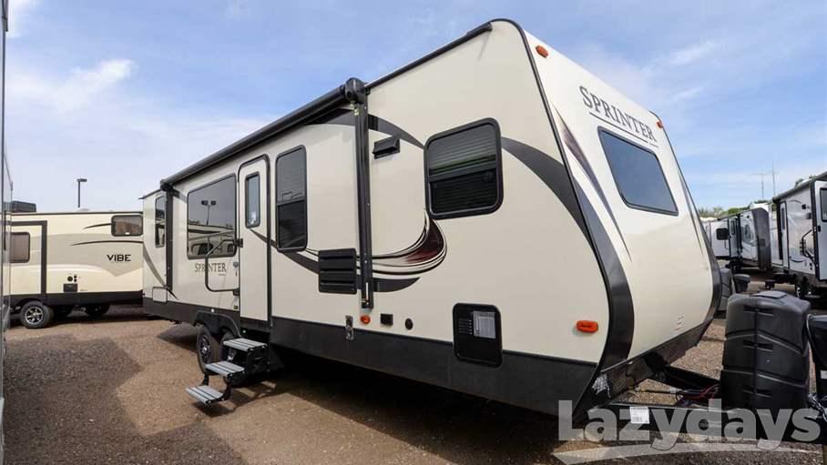 Beautiful 2017 Keystone RV Sprinter 29FK For Sale In Loveland CO