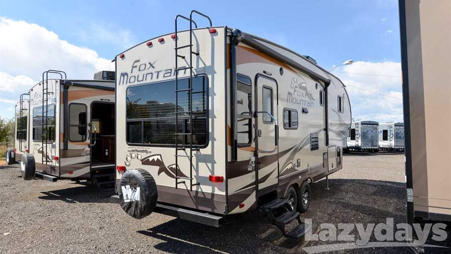 2017 Northwood Fox Mountain 235RLS