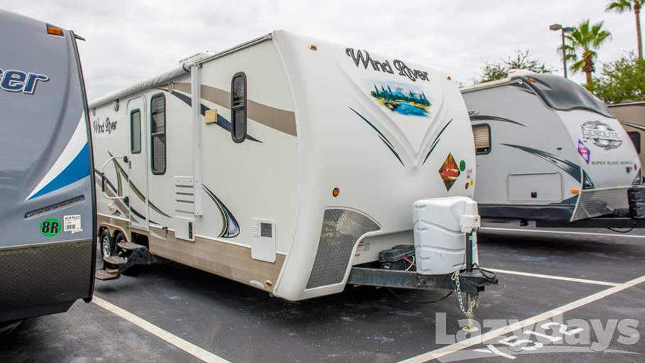 2012 Outdoors RV Glacier Peak