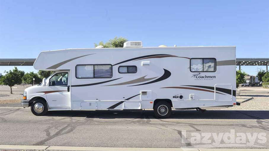 Awesome 2013 Coachmen Freelander 28QB For Sale In Tucson AZ