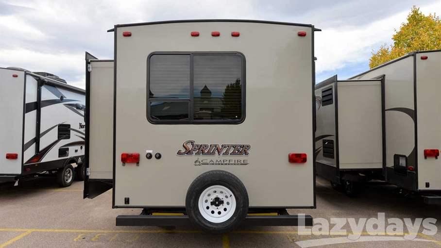 Original 2017 Keystone RV Sprinter 29FK For Sale In Loveland CO