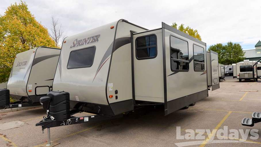 Unique 2017 Keystone RV Sprinter 29FK For Sale In Loveland CO