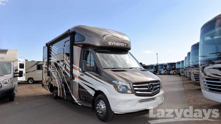 2017 Thor Motor Coach Synergy Sprinter SP24