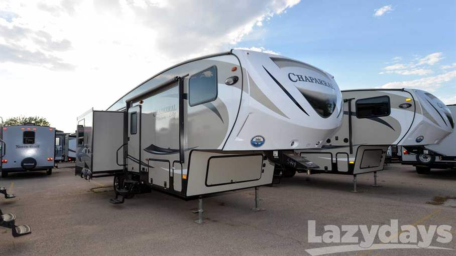 2017 Coachmen Chaparral Lite