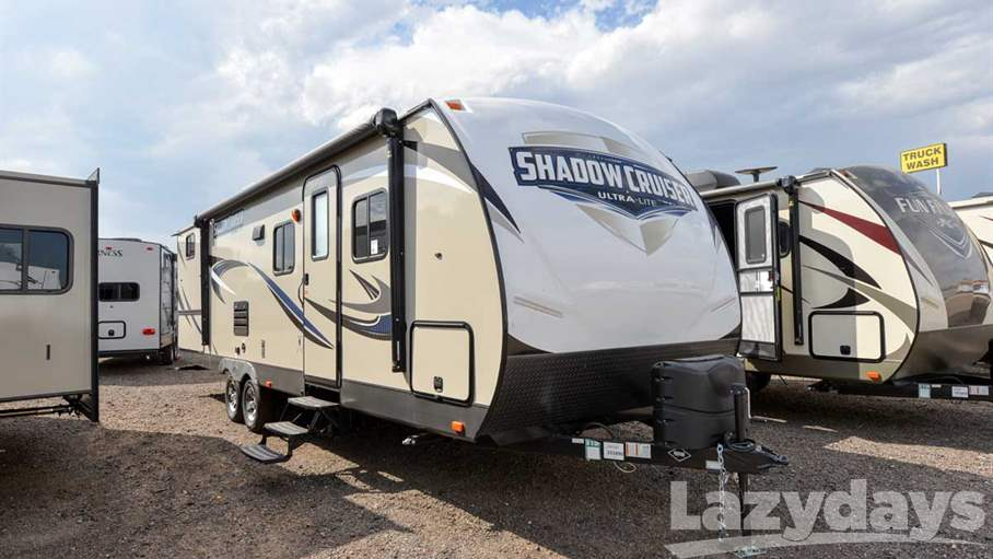 2017 Cruiser RV Shadow Cruiser Ultra Lite