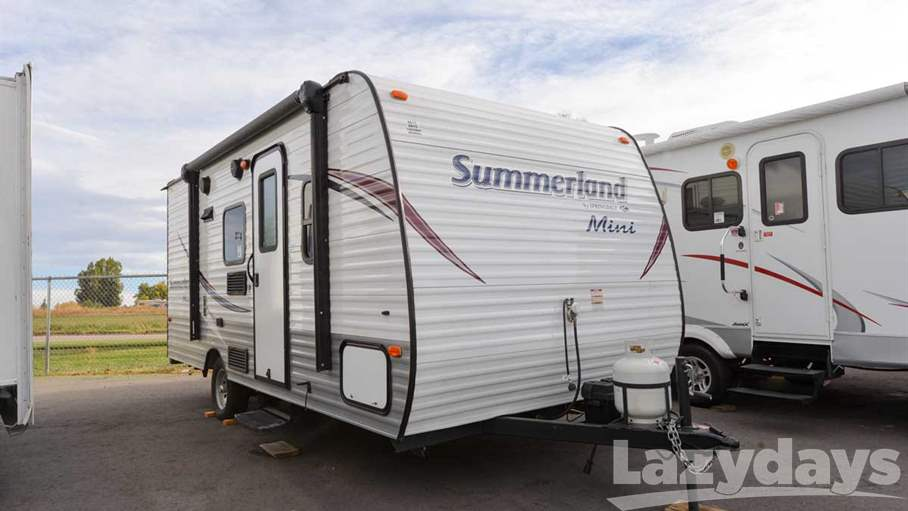 2015 Keystone RV Summerland