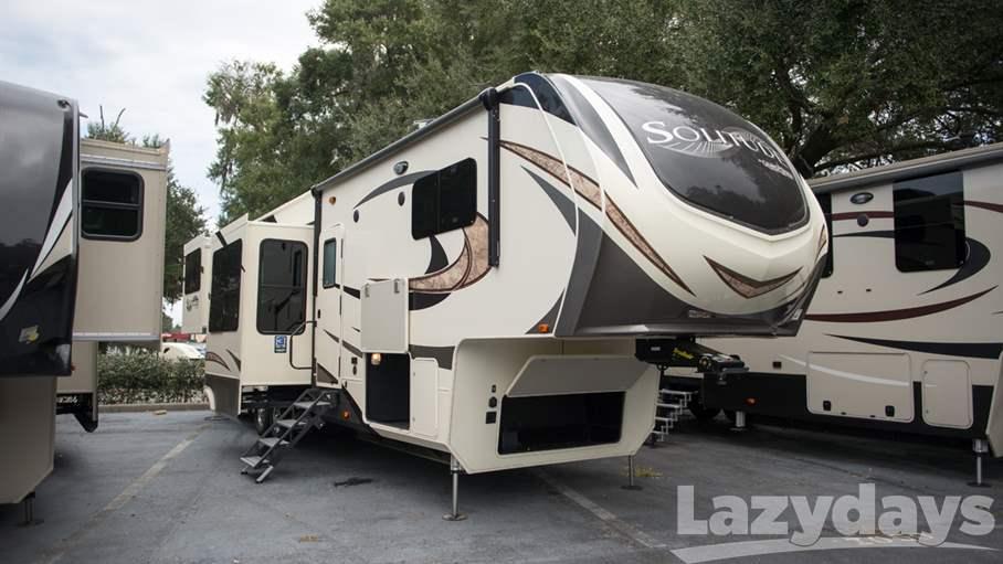 2017 Grand Design Solitude 375res R For Sale In Tampa Fl
