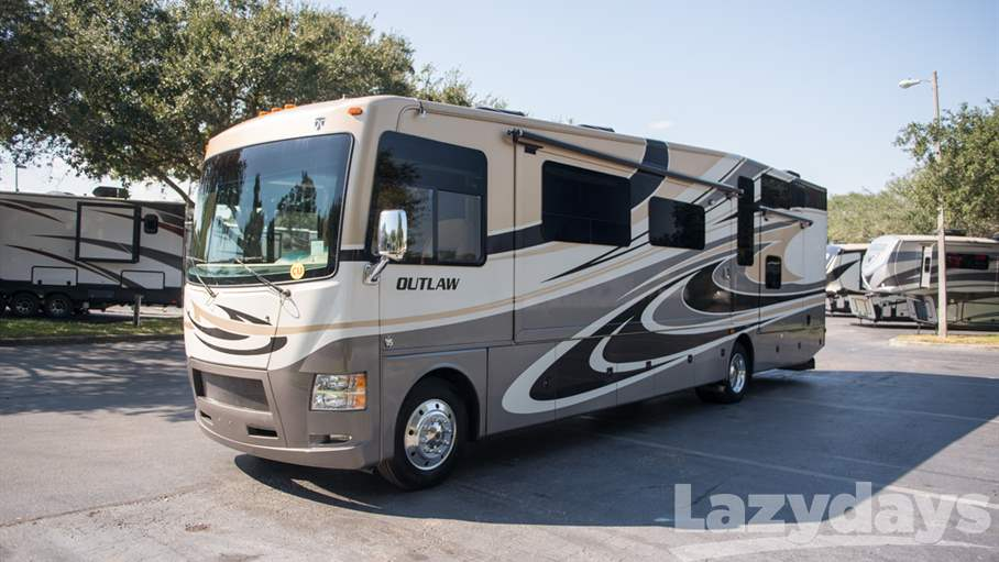 2015 thor motor coach outlaw 38re for sale in tampa fl for Thor motor coach outlaw for sale
