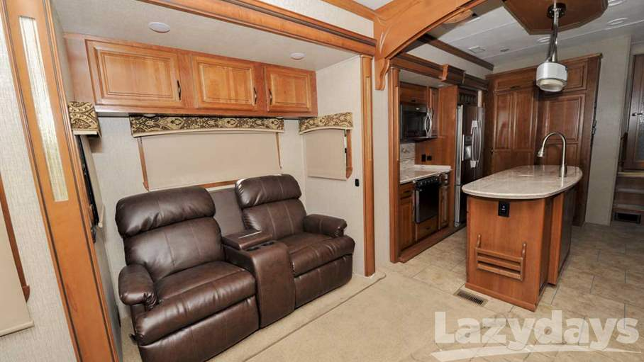 2017 Redwood RV Redwood 38RD