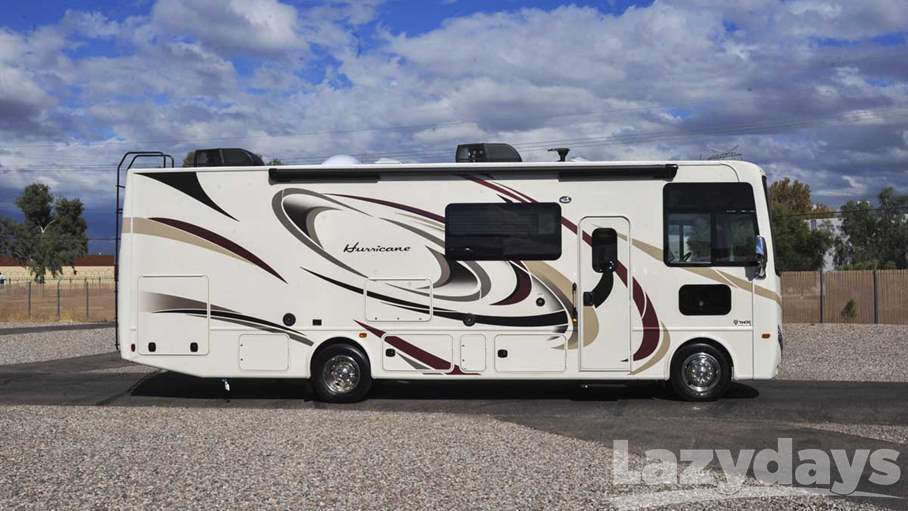 2017 thor motor coach hurricane 29m for sale in tucson az for Thor motor coach hurricane