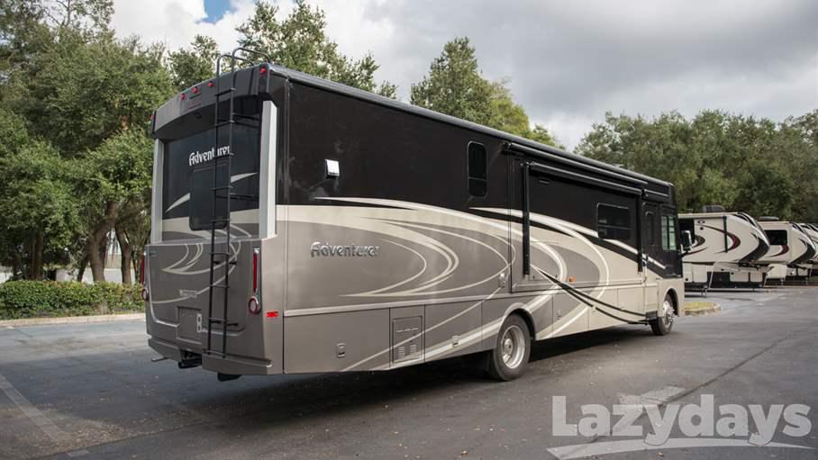 Lastest 2016 Winnebago Adventurer 38Q For Sale In Tampa FL  Lazydays