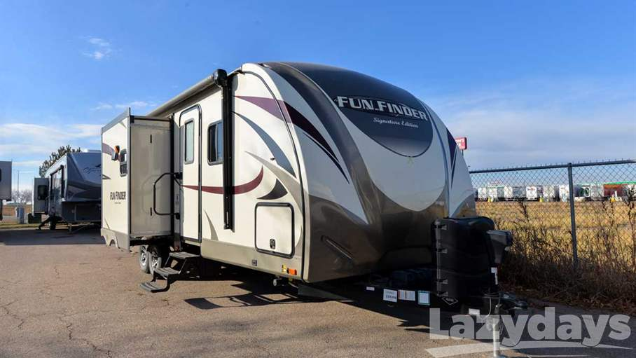 2017 Cruiser RV Fun Finder Signature
