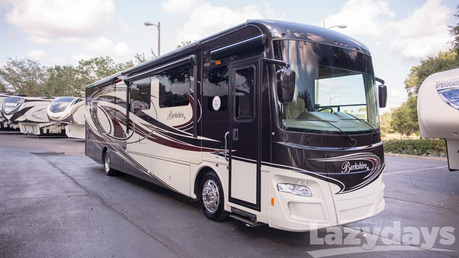 2015 Forest River Berkshire XL 40RB-360