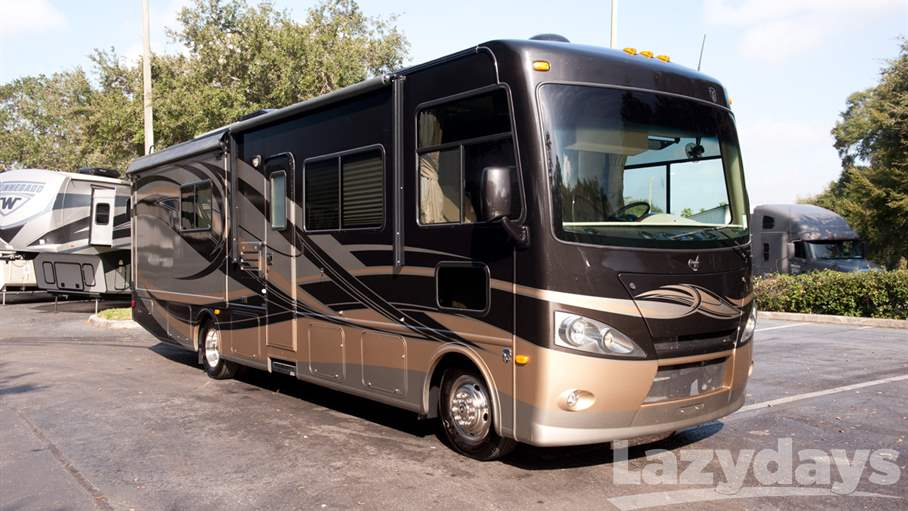 2013 thor motor coach hurricane 33g for sale in tampa fl for Thor motor coach hurricane