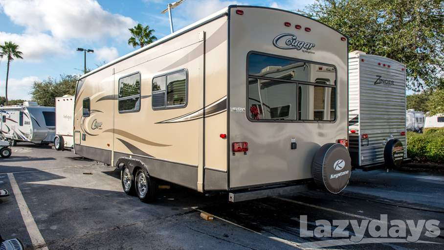 2017 Keystone RV Cougar Lite 28RLS For Sale In Tampa, FL