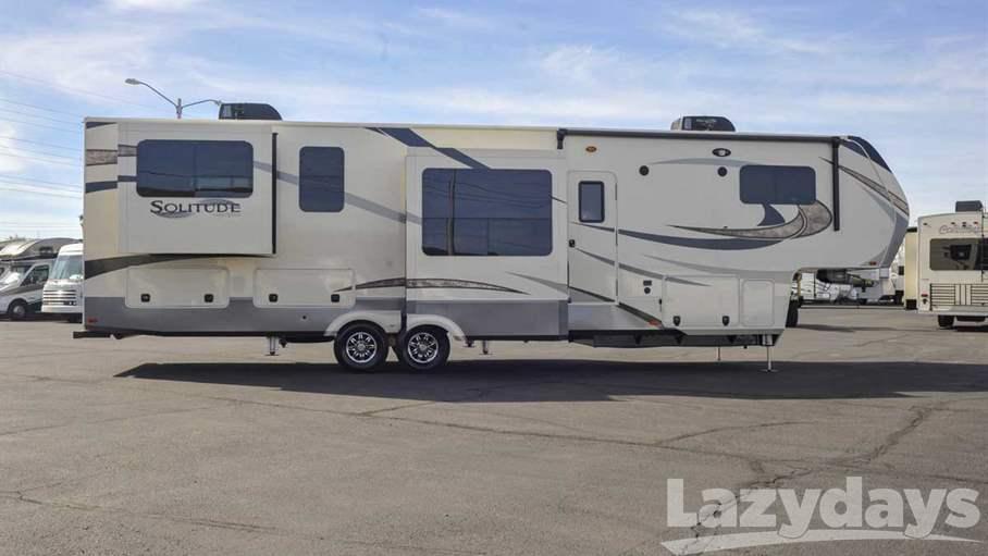 Truck Accessories Florida >> 2017 Grand Design Solitude 375RES for sale in Tucson, AZ   Lazydays