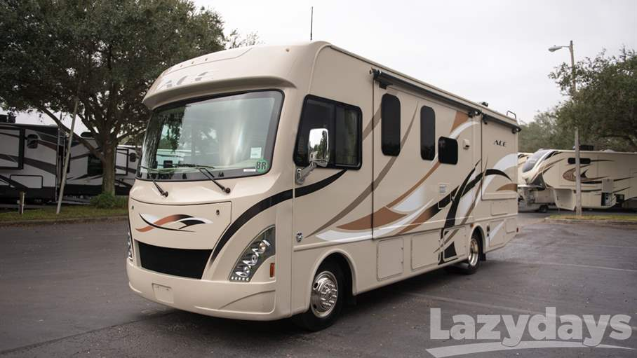 2017 thor motor coach a c e 27 2 for sale in tampa fl for Best motor coach reviews