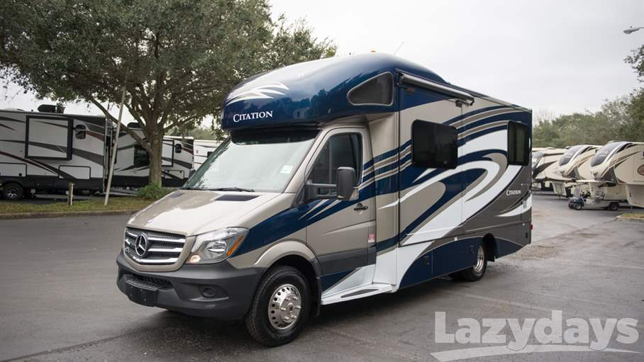 2016 thor motor coach citation 24sr for sale in tampa fl for Thor motor coach citation