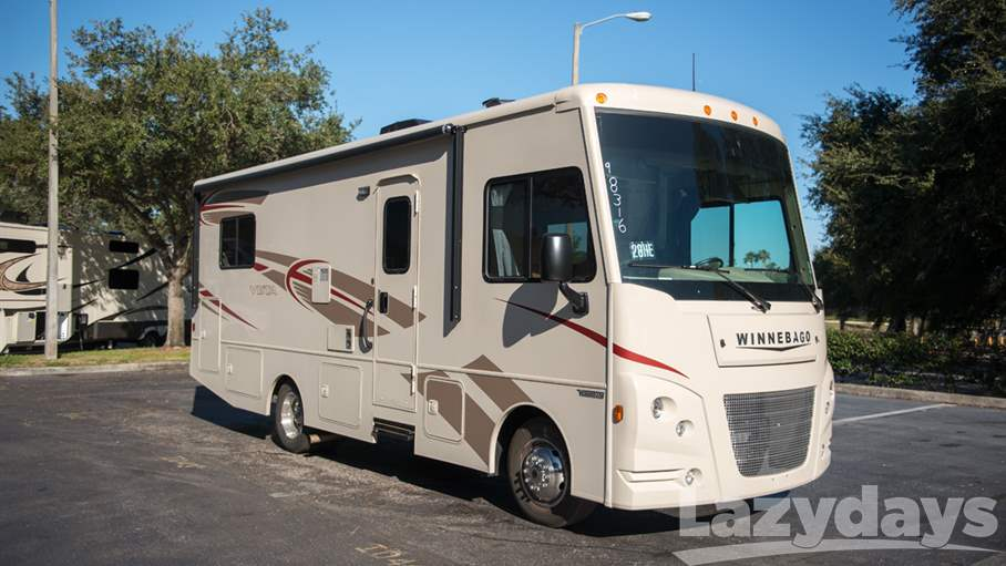 2017 Winnebago Vista 26HE