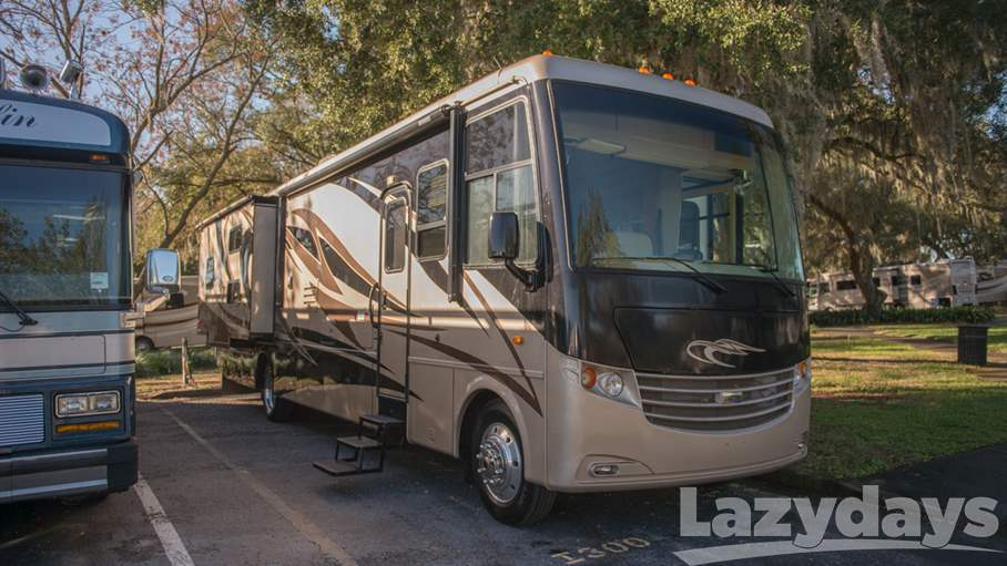 2011 Newmar Canyon Star