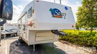 2005 Holiday Rambler Savoy LE FW