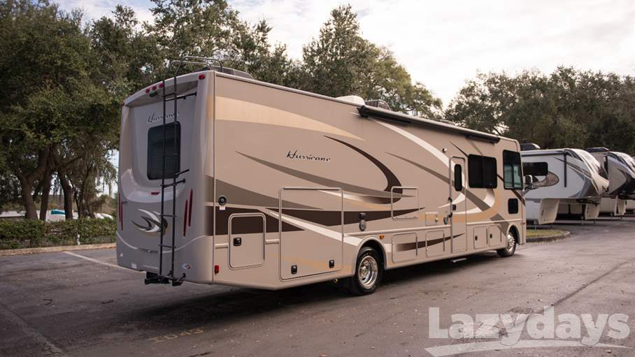 2016 thor motor coach hurricane 34j for sale in tampa fl for Thor motor coach hurricane