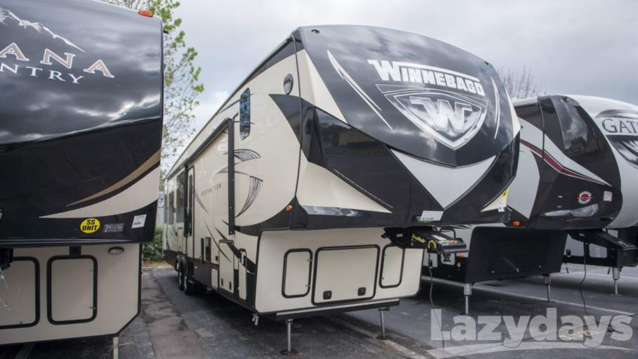 2017 Winnebago Destination