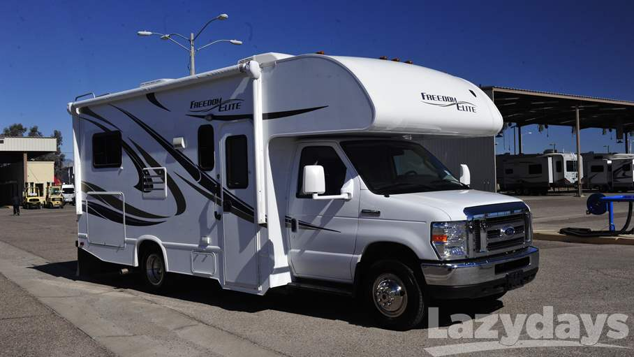 2016 Thor Motor Coach Freedom Elite