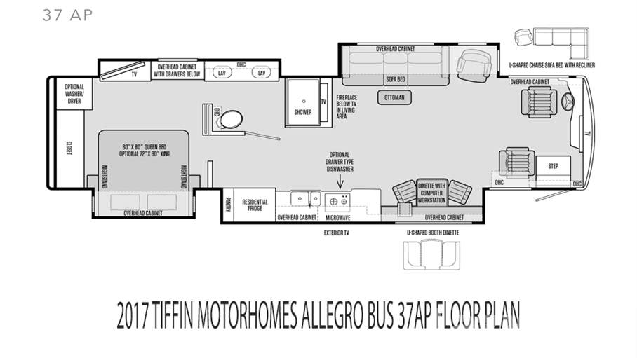 newmar motorhomes floor plans with bunk beds modern home 2012 newmar ventana le 3843 motor home